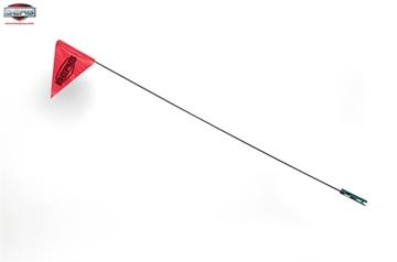 Afbeeldingen van Berg Veiligheidsvlag (exkl. vlaggensteun!)