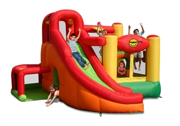 Afbeeldingen van Happy Hop 11 in 1 Play Center 9206