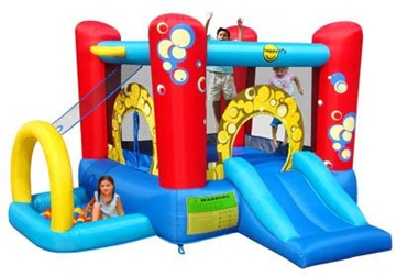 Afbeeldingen van Happy Hop Bubble 4 in 1 Play Center 9214