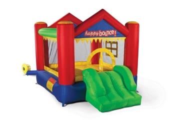 Afbeeldingen van Avyna HappyBounce springkussen Party House Fun 3-1