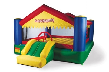 Afbeeldingen van Avyna HappyBounce springkussen Party House Big