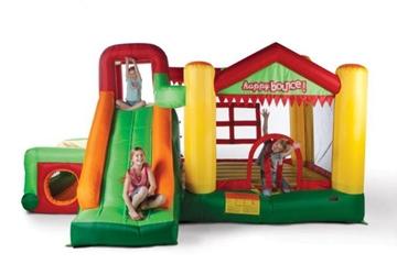 Afbeeldingen van Avyna HappyBounce springkussen Fun Palace Big 9-1