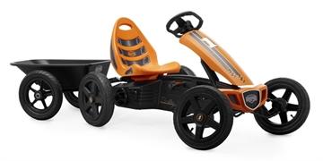 Afbeeldingen van Berg Rally Orange + Junior Aanhanger
