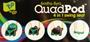 Afbeeldingen van COMBI TP Meegroei schommel + Quadpod series 3: 4 in 1 Schommelzit - Dit product is niet kosteloos te retourneren!