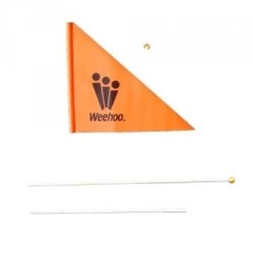 Afbeeldingen van Vlag Weehoo I-Go
