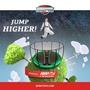 Afbeeldingen van Berg InGround Champion trampoline 430 GREEN
