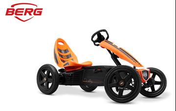 Afbeeldingen van Berg Rally Orange
