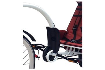 Afbeeldingen van Spatbord Weehoo Bike Trailer